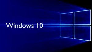 نسخههای ویندوز 10